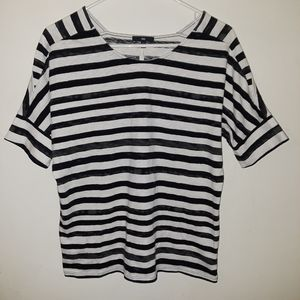 Gap striped tee.
